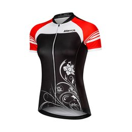 bicycle t shirts Australia - Women Cycling Jersey Road Bike T shirt MTB bicycle Clothes Outdoor Mountain team maillot Racing top Clothing Ropa Ciclismo Wear