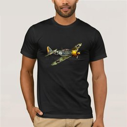 Discount tee shirt picture - A6m Zero T Shirt Male Newest Unique Tshirt Fashion Loose T-Shirts Man Short Sleeve Crew Neck Picture Dad Tee Helicopter
