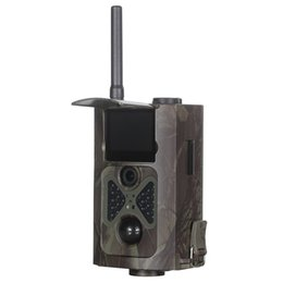 Motion Games Australia - 2 inch Remote Control Trail Camera 12MP 1080P HD Wildlife Game Hunting Camera 65ft Motion Activated Detection Range for Wildli