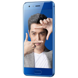 "Discount huawei cell phone tv - Original Huawei Honor 9 4G LTE Cell Phone 6GB RAM 64GB 128GB ROM Kirin 960 Octa Core Android 5.15"" 20.0MP Camera Fi"