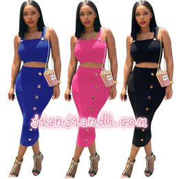 $enCountryForm.capitalKeyWord Australia - W8214 Europe and America 19 explosion models women's dress suit fashion casual sexy strap dress two-piece 810941566z