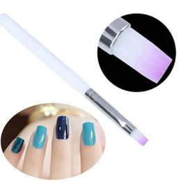 Wholesale New UV Gel Nail Art Pen Polish Painting Brush Manicure Tool Nail Art Oil Pen Brush Fashion Manicure Nail Pen Brush