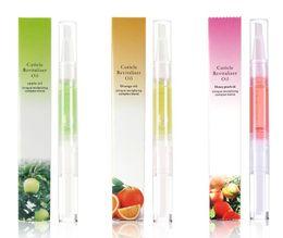 Nail Nutrition Oil Pen Nails Treatment Cuticle Revitalizer Oil Prevent Agnail Manicure Care Nail Art Treatmental Tools on Sale