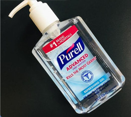 Wholesale Purell Disposable Cleansing Disinfection Gel Sterilizing Portable Hand Sanitizer 236ml Effective disinfection of portable hand sanitizer