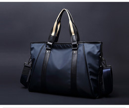 Messenger bags for Men leather online shopping - New Messenger Bags Crossbody Messenger Bag Leather Office Bags for Men Document Briefcase Travel Bags