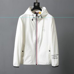 Wholesale outdoor leisure sport coats for sale – winter Mens monclers windproof jacket fashion design luxury jacket new best selling leisure wears high quality warm man outdoor sport coats