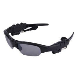 venda por atacado Óculos de sol fone de ouvido smart glasses estéreo esportes sem fio bluetooth v4.1 fone de ouvido handsfree fones de ouvido music player para samsung