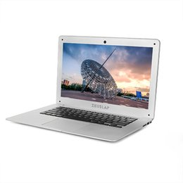 Cheap Black Laptop Australia - 14inch 8gb ram 256gb ssd Intel Pentium cheap netbook computer Laptop