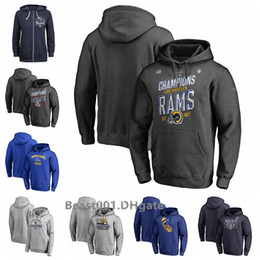 $enCountryForm.capitalKeyWord Australia - Men Women Youth Los Angeles Sweatshirt Rams Pro Line by Branded Super Bowl LIII Bound ATL Or Bus Heart & Soul Pullover Hoodie