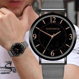 Stainless Watch Army Australia - ZOLFA Army Sport Analog Quartz Wrist Watch Fashion Stainless Steel Men Relogio Masculino Casual Male Clock Wristwatch