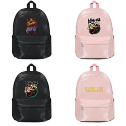 $enCountryForm.capitalKeyWord Australia - 2019 summer new arrival Fashion Print Timeless Blink 182 Beast rabbit Punk rock Anime Backpack for Convenient Manufacturers selling Mini