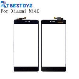 $enCountryForm.capitalKeyWord UK - RTBESTOYZ 5.0inch Touch Glass For Xiaomi Mi4C Mi 4C M4C Phone Touch Screen Digitizer Glass Panel Lens Sensor