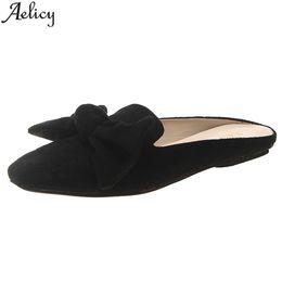 comfortable ladies sandals 2019 - JAYCOSIN 2019 Shoes Woman Flock Sandals Women's Fashion Comfortable Non-Slip Bow Buckle Sandals Summer Ladies Flats