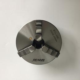 K11-130 Accessoire outil de tour mini mandrin à trois mâchoires 130mm en Solde