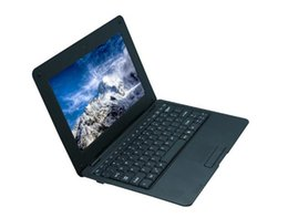 Android Mini Netbook Laptop UK - brand new New arrival laptop 10 inch single Core Mini Laptop Android 4.2 VIA 8880 Cortex A9 1.5GHZ HDMI WIFI 512+4GB Netbook