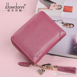 $enCountryForm.capitalKeyWord Australia - Hot classic business women card holder casual real leather mens wallets design top quality man cardholder 23245bacdef 20