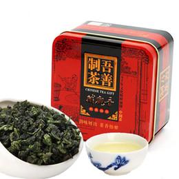 $enCountryForm.capitalKeyWord Australia - 10 Small Packs Box Gift Packaging Net Weight 85g Chinese TiKuanYin Green Tea TieGuanYin Oolong Tea Organic Health Care Tea Green Food