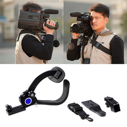 $enCountryForm.capitalKeyWord Australia - Hands Free Shoulder Mount Camera Pad Support Stabilizer For Camcorder Video DSLR