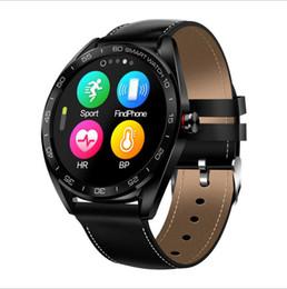 Smartwatch Camera Heart UK - K7 IP68 Waterproof Smart watch Heart Rate Blood Pressure Sleep Monitor Sports Smartwatch Fashion Fitness Tracker