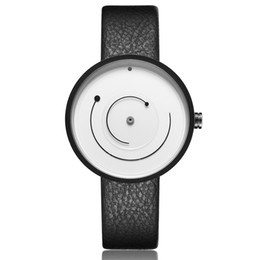 $enCountryForm.capitalKeyWord UK - Simple Minimalist Couple Watch Men Women Turntable Dial Creative Wristwatch Elegant Casual Sport Fashion Watches Wrist Clock