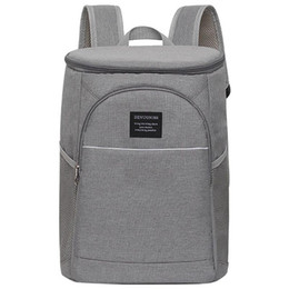 $enCountryForm.capitalKeyWord Australia - Cooler Thermal Lunch Bag Women Men Insulated Lunch Box Shoulder Bag Kids Girls Boys with Strap Water Bottle Holder