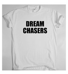 $enCountryForm.capitalKeyWord Australia - Dream Chasers Motivational T Shirt Training Sport Money Rich Tee Success Work T Shirt Men's Classic White Short Sleeve Custom Big Size Coupl