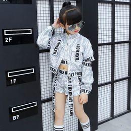 Jazz Dance Suit Australia - 2018 Sixty-one New Modern Jazz Dance Costumes Children's Dance Clothes Children's Hip-hop Street Performance Suits