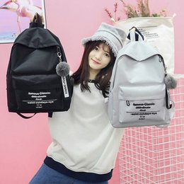d773e2c287 Casual Oxford Waterproof Women Backpack Solid Color Children Schoolbags  High Capacity Bookbags Lady Girls Laptop Travel Backpack