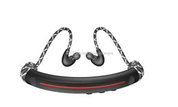 $enCountryForm.capitalKeyWord Australia - Headphone BS-137 Wireless Stereo Headset Sports Bluetooth Speaker Neckband Earphone Bluetooth 5.0 With Retail Package 10 Pieces DHL