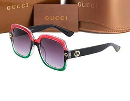 $enCountryForm.capitalKeyWord Australia - Luxury top big qualtiy New Fashion Designer Sunglasses UV Protection Outdoor Sport man and Women Sun Glass Eyewear