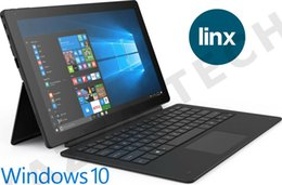 "China Phones Quad Australia - Linx 12X64 12.5"" FHD Intel Quad Core 64GB 4GB Windows 10 Tablet Keyboard Dock"