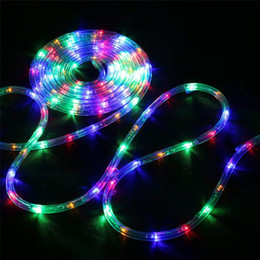 $enCountryForm.capitalKeyWord NZ - LED Outdoor Led Rope Light Battery Operated String Light 100LED RGB Strip Rope Light 8 Modes Fairy for Garden Christmas