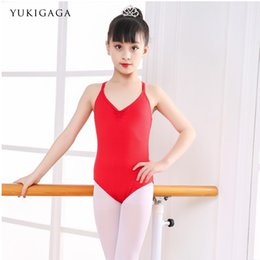 Body Suits Adults Australia - B4d Ballet Dance Leotards Women's Leaky Sleeves Body Suits Jumpsuit Adult Gymnastics Suits Send Chest Pad
