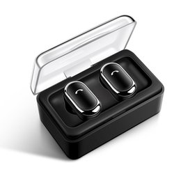 $enCountryForm.capitalKeyWord UK - New TWS Bluetooth Headset Sports Mini Earphone In-ear Waterproof Earbuds Touch Control CVC Noise Cancelling Headphones With Mic