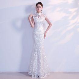 Großhandel Traditionelle Chinesische Kleidung Weiß gunstig ...