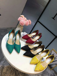 $enCountryForm.capitalKeyWord NZ - Summer Luxury Strange Heel Crystal Designer Shoes Woman PVC High Heel Sandals Padlock Ankle Strap Rhinestone Sandals hk19050801