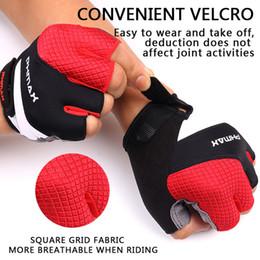 $enCountryForm.capitalKeyWord Australia - Cycling Gloves Half Finger Mens Women's Breathable Anti- Sports Anti-slip Anti-sweat Bike Gym Outdoor Bicycle Glove