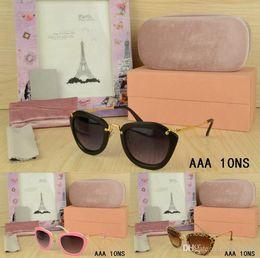 SunglaSSeS aviator mirror pink online shopping - Fashion designer Ladies sunglasses Outdoor mata glasses for women with original box Pilot aviator Driving UV400 Gafas de sol girl Eyewear