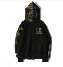 $enCountryForm.capitalKeyWord Australia - Black Styautumn Winter Sportwear Coat Jogger Tracksuit Zipper Fleece Sweatshirt Crewneck Black Hip Hop Hoodie Men Casual Coat