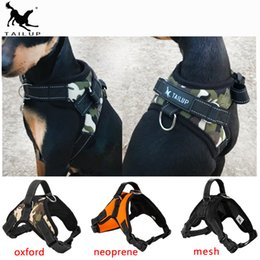 Puppies Products Australia - [TAILUP] Pet Products for Large Dog Harness k9 Glowing Led Collar Puppy Lead Pets Vest Dog Leads Accessories Chihuahua PY0007