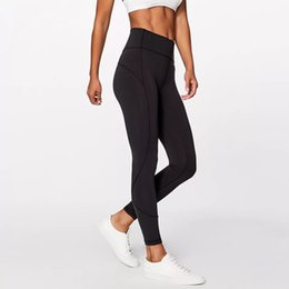 Discount black yoga pants outfit - Fitness Leggings Athletic Solid Yoga Pants Trousers Women Girls Brand Running Yoga Outfits Ladies Sports Full Leggings L
