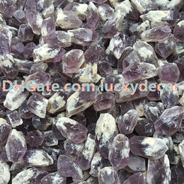 Druzy Crystals Australia - 500g 20-30mm Random Size Genuine Raw Elestial Amethyst Crystal Stones Points Special Natural Raw Rough Amethyst Druzy Quartz Gemstone Geode