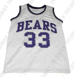 64dd51586 wholesale Scottie Pippen  33 Arkansas Bears New Basketball Jersey White  Stitched Custom any number name MEN WOMEN YOUTH BASKETBALL JERSEYS