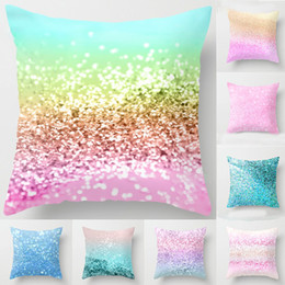 Car style pattern online shopping - Multicolor Pillowcase Cushion Soft Printed Throw Pillow Case Irregular Pattern Cushion Cover Home Car Sofa Decoration Style WX9