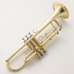 $enCountryForm.capitalKeyWord Australia - New Japan Bb Trumpet 2330 Gold Lacquer Music Instruments Profesional Trumpets Student Included Case Mouthpiece Accessories