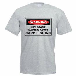 1776fd12 Funny Fishing T-Shirt - TALK ABOUT CARP FISHING - Fisherman Angler Gift Idea