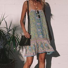 a6994aff6da Strappy beach dreSSeS online shopping - Jasmine Strappy Mini Dress Low Back Sexy  Women Dresses Boho