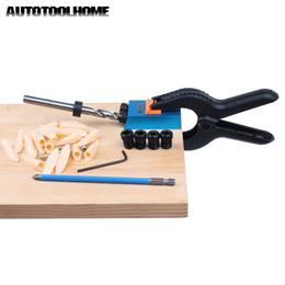 "$enCountryForm.capitalKeyWord Australia - Pocket Hole Jig for Kreg Woodworking Clamp 9.5mm 3 8 Pocket Hole Jig for Kreg Woodworking Clamp 9.5mm 3 8\"" Step Drill Bit Round"
