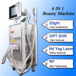 Multifunction salon Machine online shopping - permanent hair removal ipl laser skin treatment acne salon equipment in multifunction beauty machine