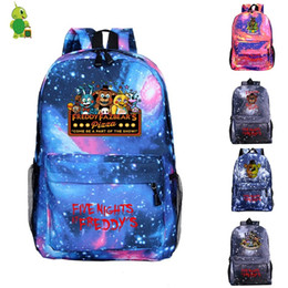 Funny bags For kids online shopping - Funny Five Nights At Freddy FNAF Backpack Casual Travel Bags School Bags for Teenagers Women Men Laptop Backpack Kids Book